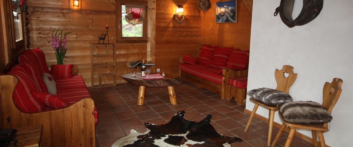 Catered Chalet Morzine Log Fire