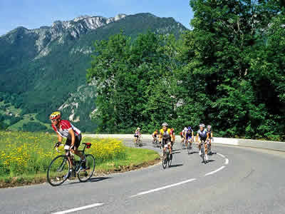 Morzine Cycling Holidays