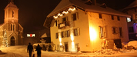 Catered Chalets in Morzine - La Vieille Ferme de la Moussiere