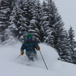 Skiing in Morzine