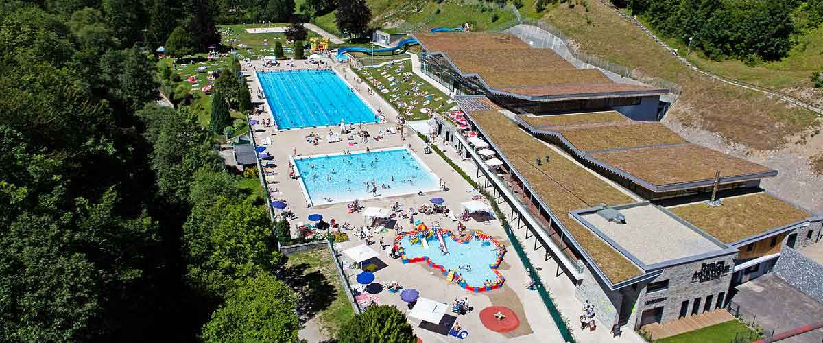 Morzine swimming pool