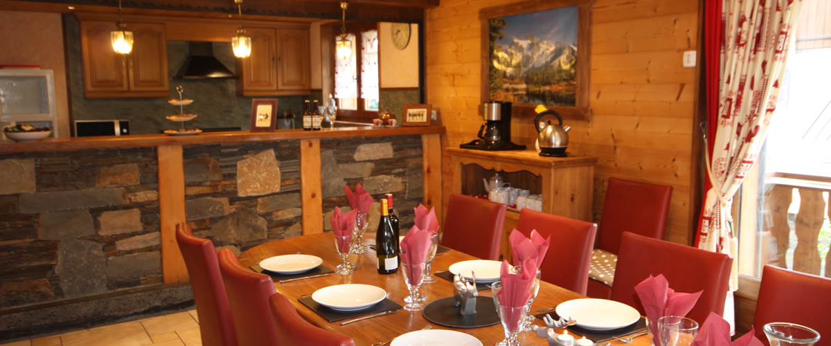 Catered Chalet Morzine Madosa
