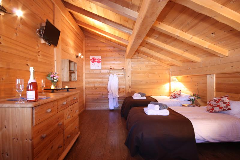 Pine Marten Lodge